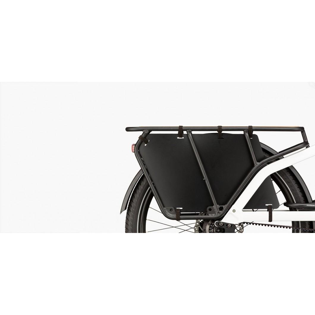 VÉLO ÉLECTRIQUE CARGO RIESE & MULLER MULTICHARGER GT ROHLOFF 2020 • Vélozen