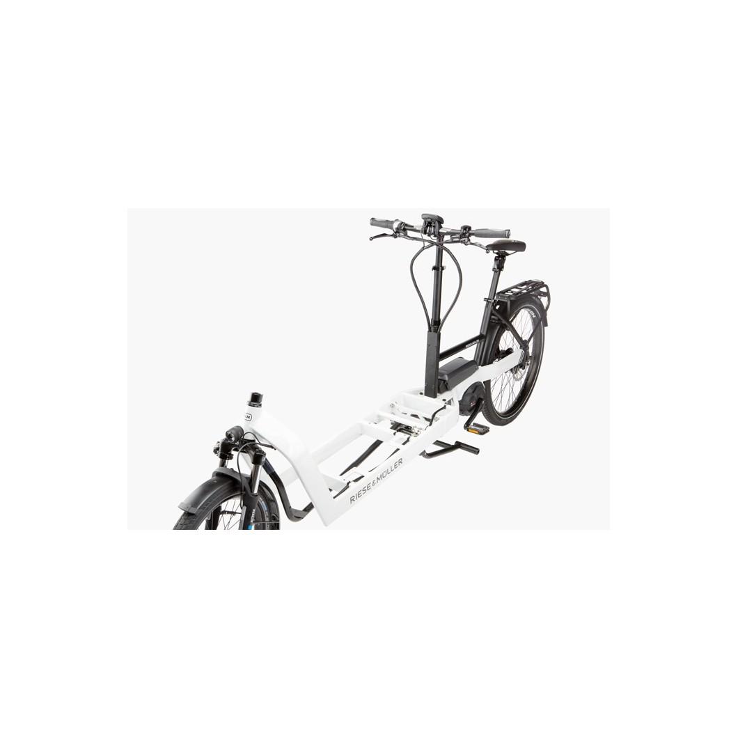 VÉLO ÉLECTRIQUE 45 KMH RIESE & MULLER PACKSTER 80 TOURING HS 2020 • Vélozen