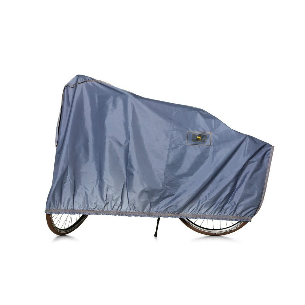 Housse protection pluie vélo électrique