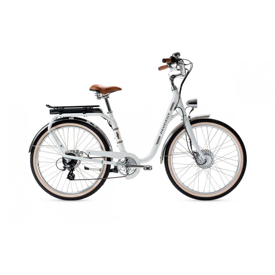 """Vélo électrique PEUGEOT vintage ELC01 eLegend 26"""" 2020"""