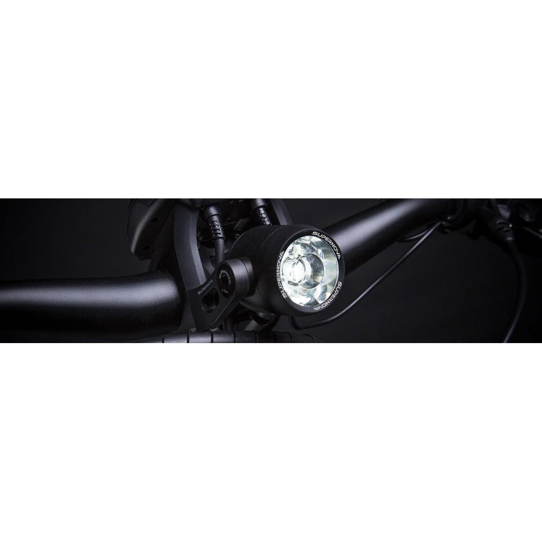Phare vélo électrique avant SUPERNOVA V521s