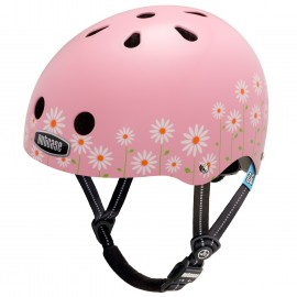 Little Nutty - Daisy Pink CASQUE VÉLO