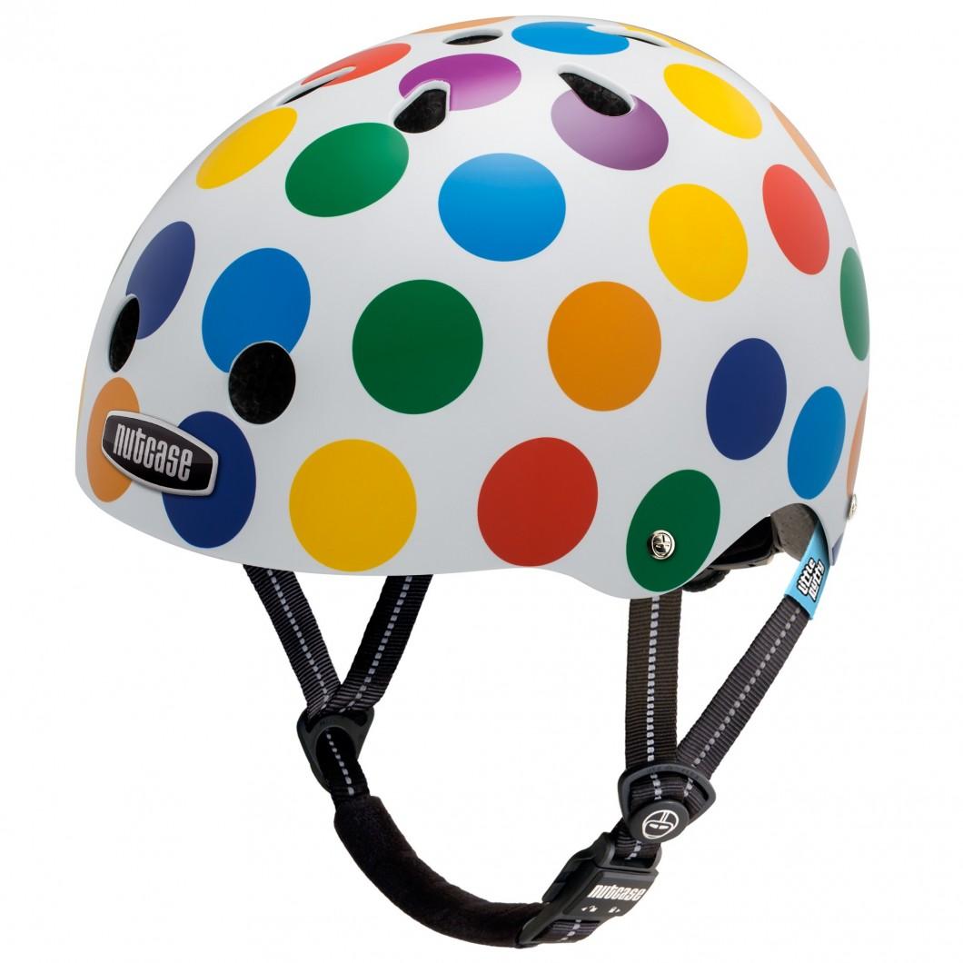 Casque vélo électrique NUTCASE Street - Dots