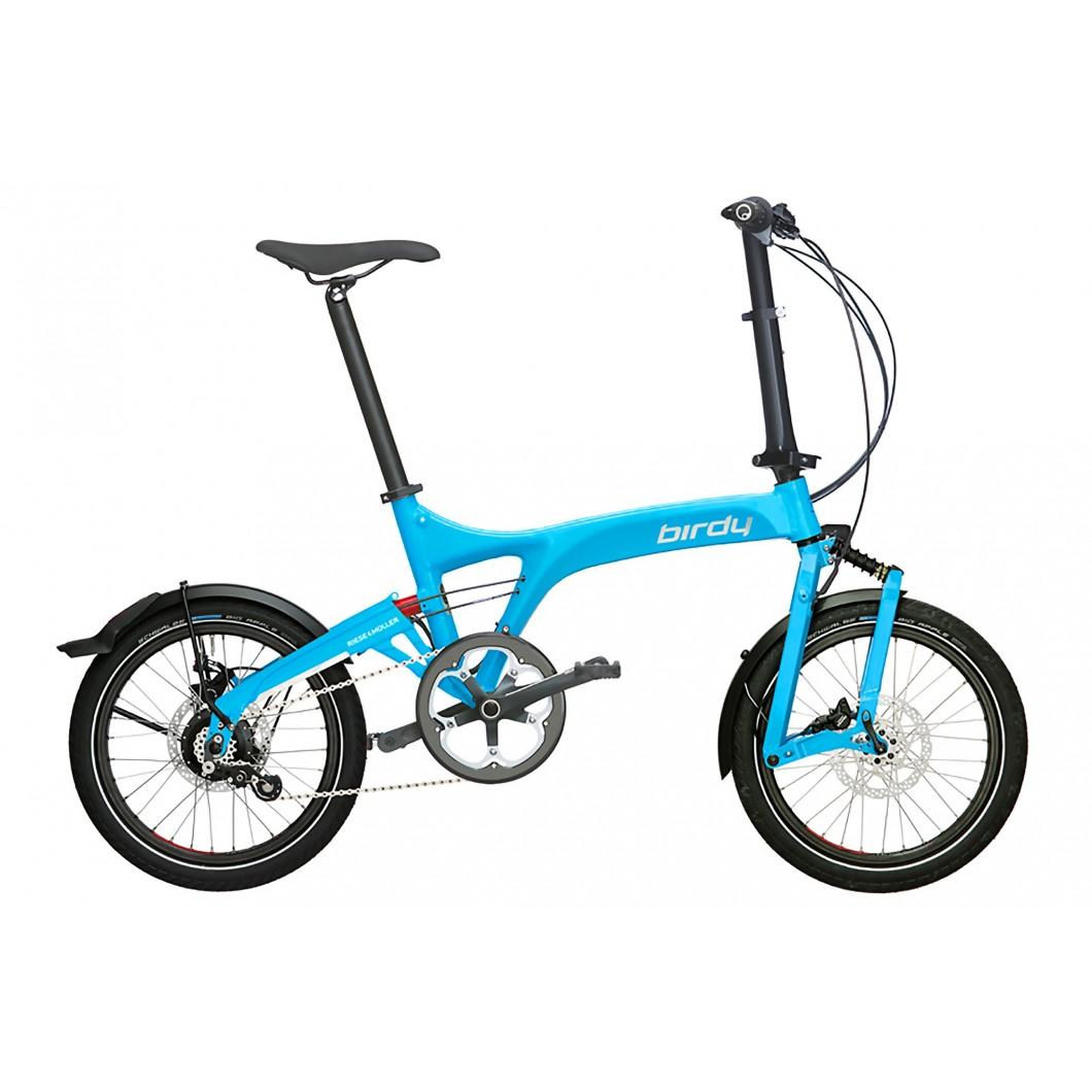 Vélo pliant Riese & Muller Birdy Rohloff 2020