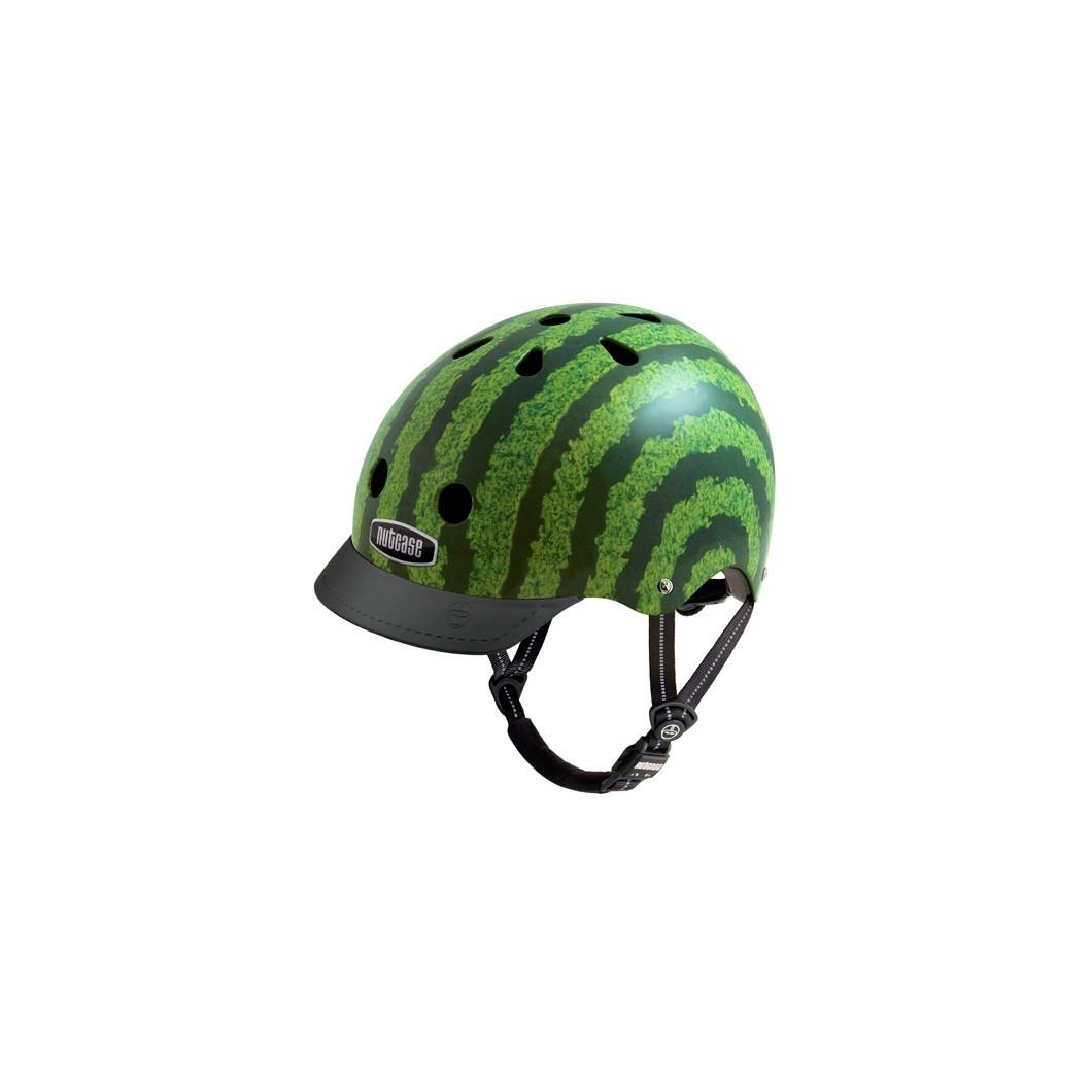 Casque vélo électrique NUTCASE Street - Watermelon
