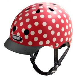 Casque vélo électrique NUTCASE Street - Simi Mini Dots CASQUE VÉLO