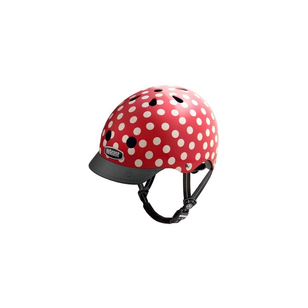 Casque vélo électrique NUTCASE Street - Simi Mini Dots