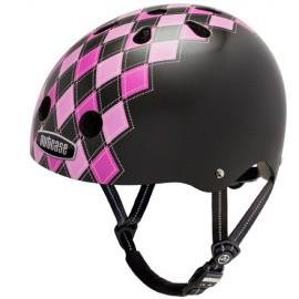 Street - Preppy Pink CASQUE VÉLO