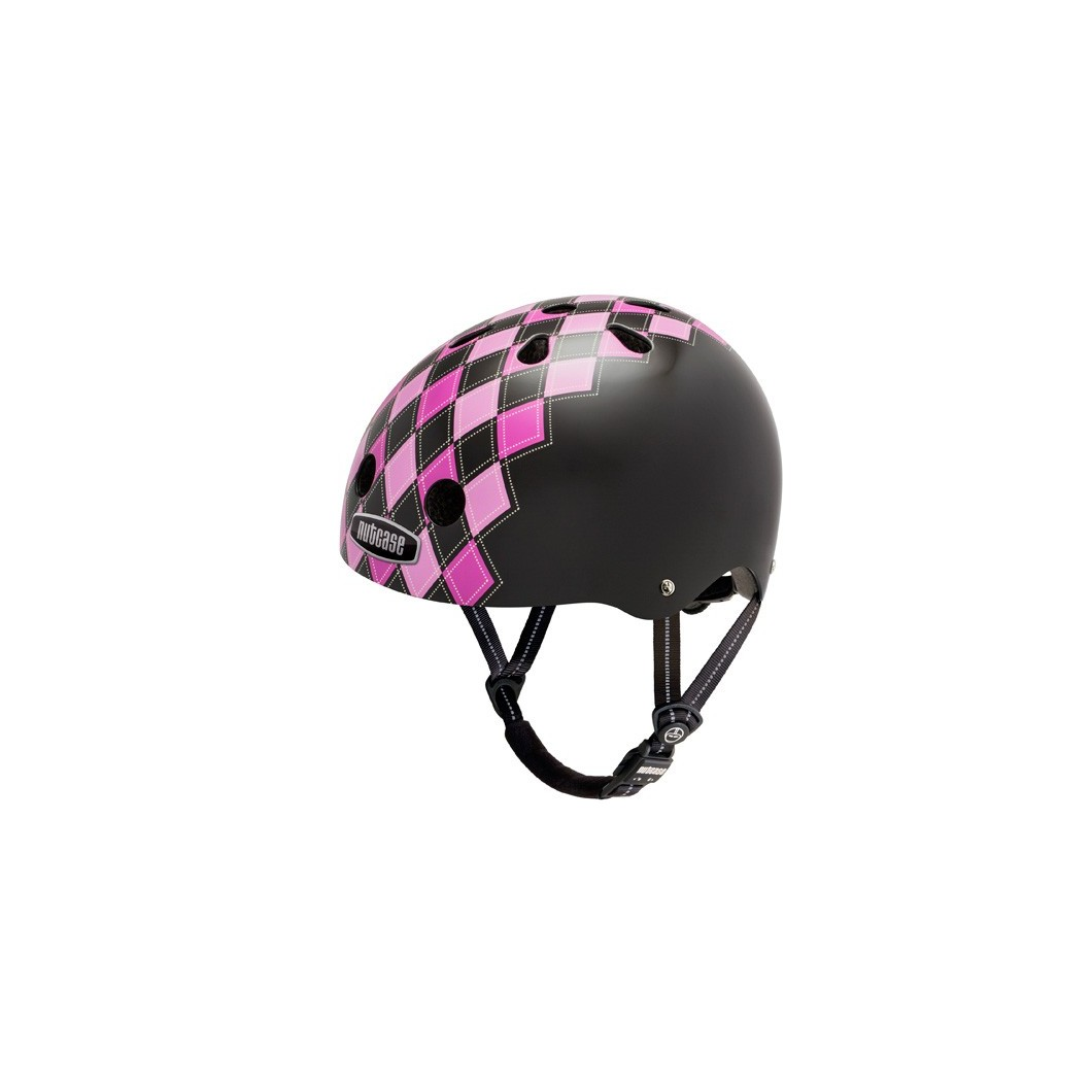 NUTCASE Street - Preppy Pink