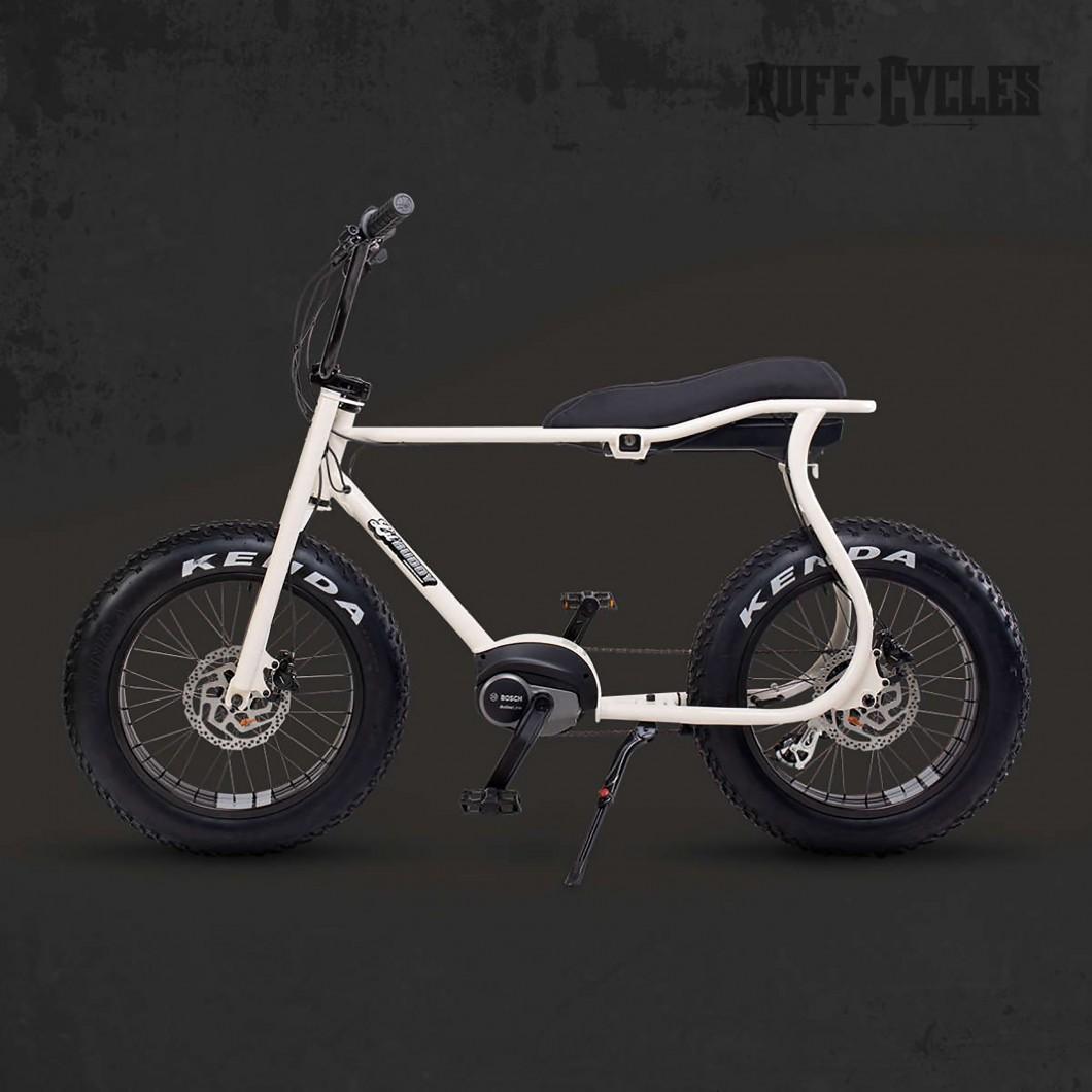 Vélo électrique vintage gros pneus Ruff Cycles LIL'BUDDY 2020