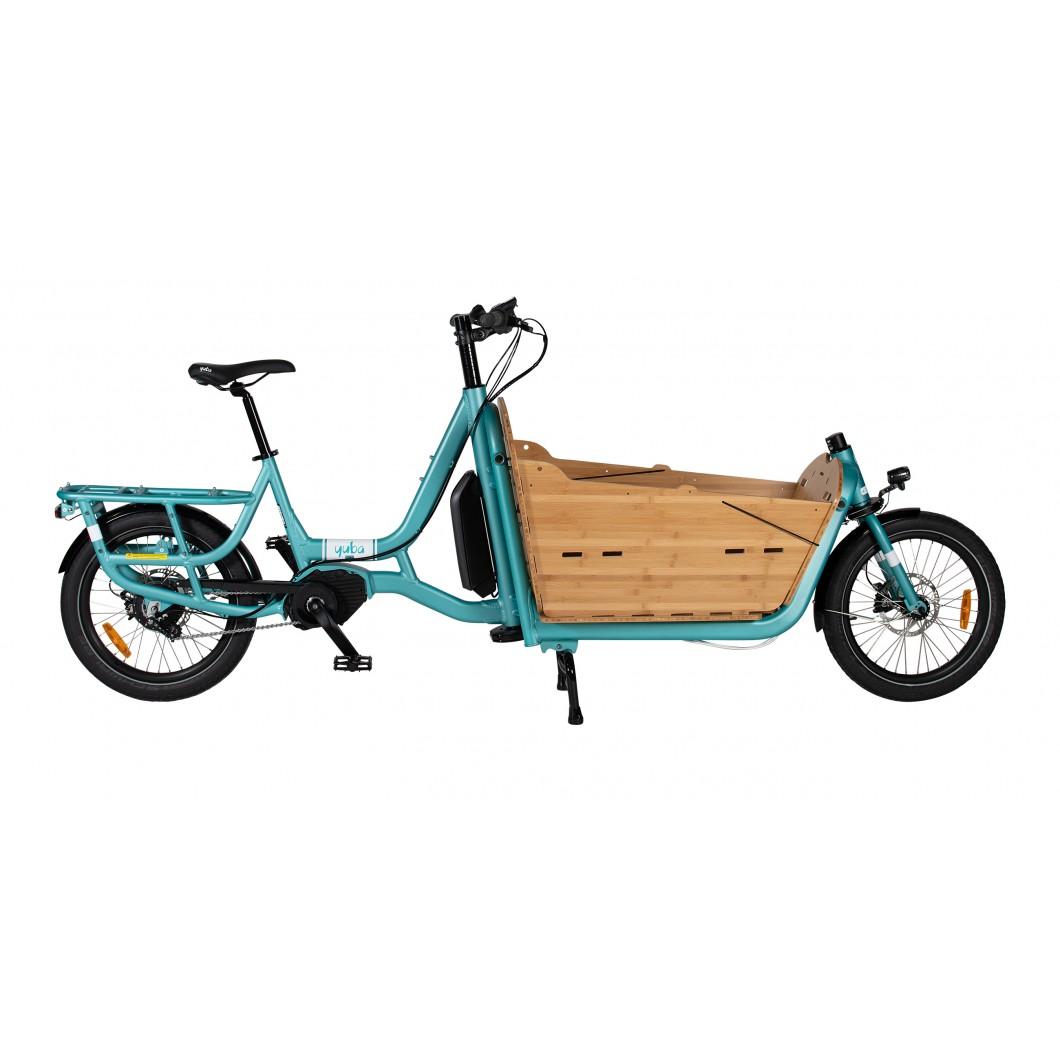 Vélo électrique biporteur YUBA SuperCargo 2020
