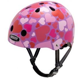Casque vélo électrique NUTCASE Street - Lotsa Love CASQUE VÉLO
