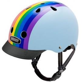 Street - Rainbow Sky