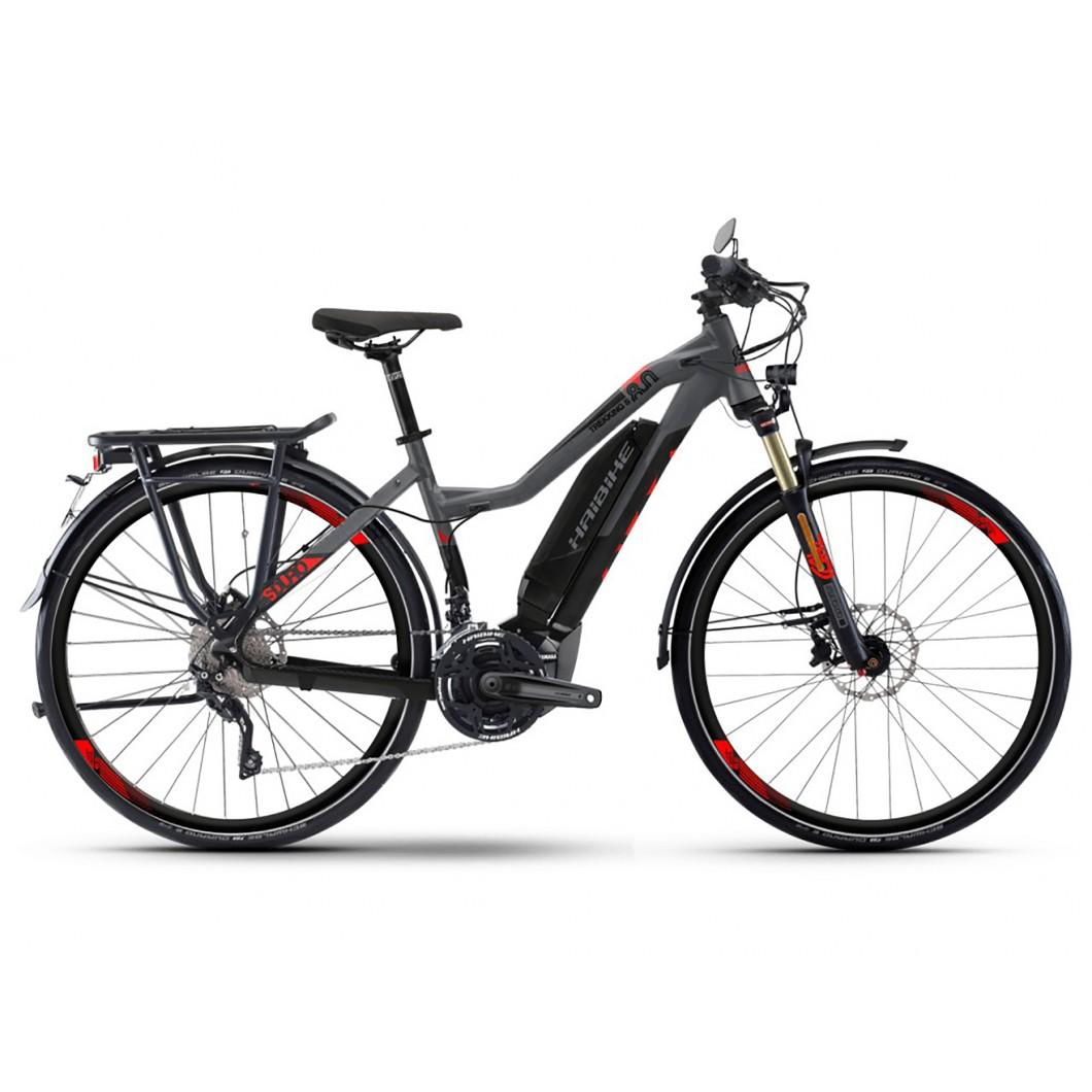 Vélo électrique Speedbike HAIBIKE SDURO Trekking S 8.0 2019 45kmh
