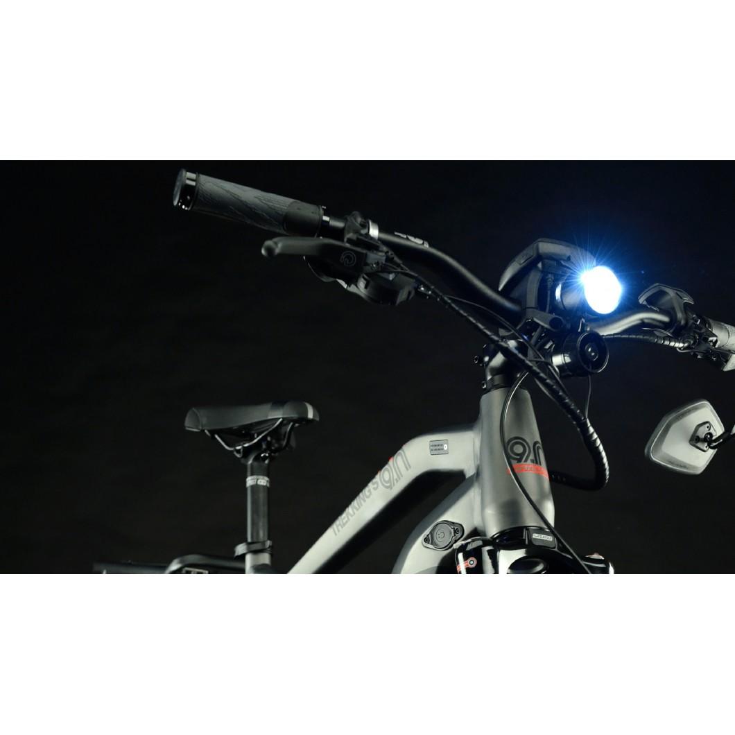 Vélo électrique Speedbike HAIBIKE SDURO Trekking S 9.0 2019 45 kmh