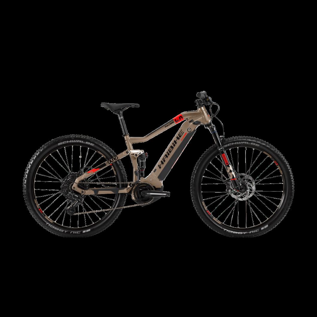 VTT ÉLECTRIQUE HAIBIKE SDURO FullNine 4.0 2020 • Vélozen