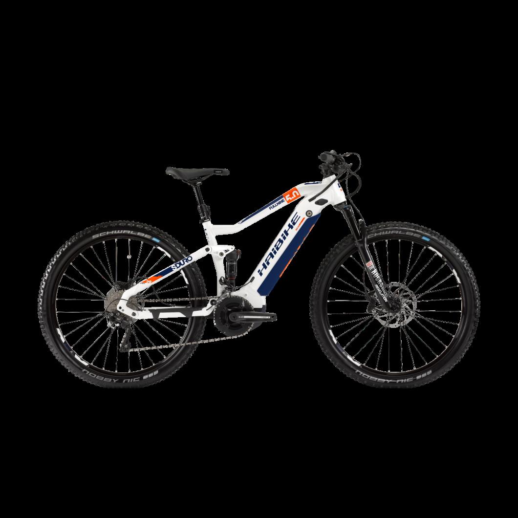 VTT ÉLECTRIQUE HAIBIKE SDURO FullNine 5.0 2020 • Vélozen