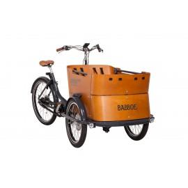 Vélo électrique Babboe Curve Mountain eCargo triporteur - moteur central Yamaha VÉLO ÉLECTRIQUE CARGO