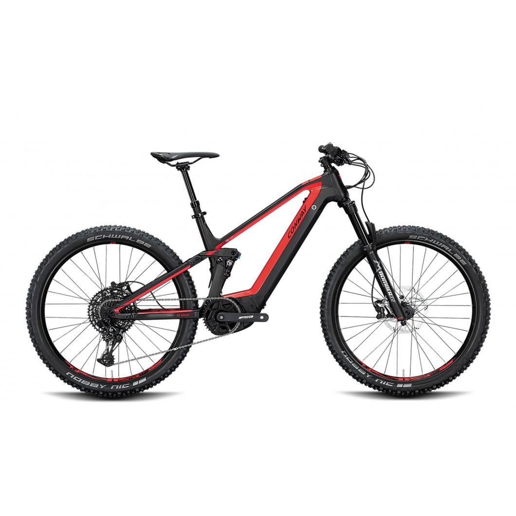 VÉLO ÉLECTRIQUE CONWAY Xyron 327 2020 • Vélozen