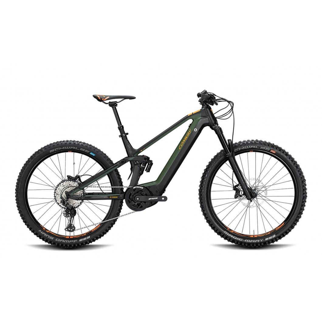 VÉLO ÉLECTRIQUE CONWAY Xyron 427 2020 • Vélozen