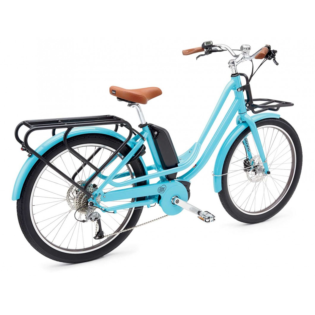 Vélo longtail électrique cargo BENNO EJOY 2019