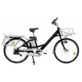Vélo électrique longtail e-Cargo Gitane La Poste VÉLO ÉLECTRIQUE CARGO