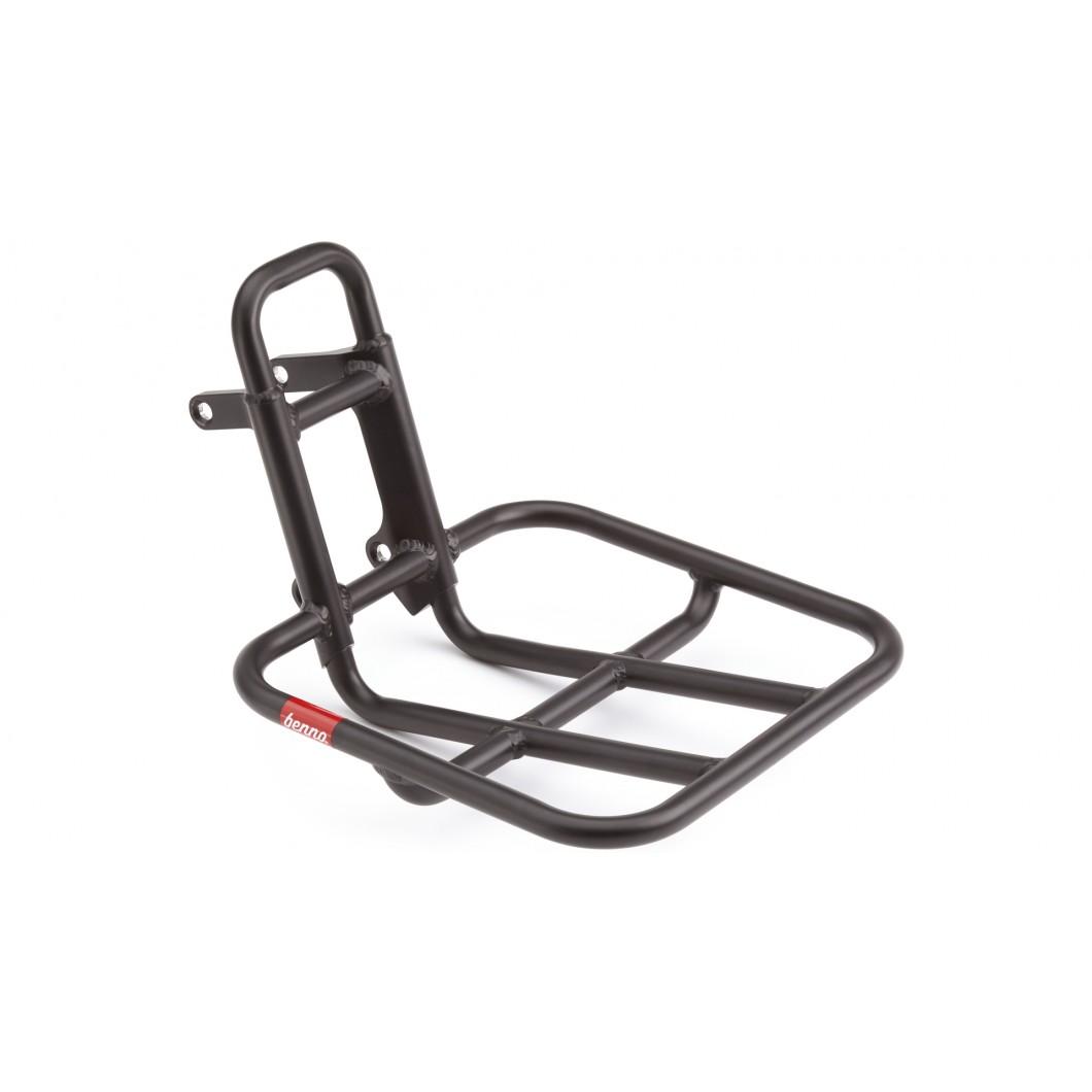 Rack avant mini fixe pour vélo électrique cargo Benno Boost-e ou e-Joy