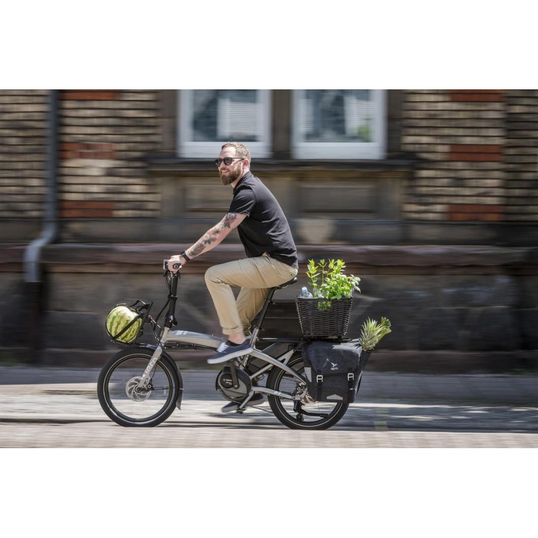 Vélo électrique pliant TERN Vektron S10 2019 • Moteur central Bosch