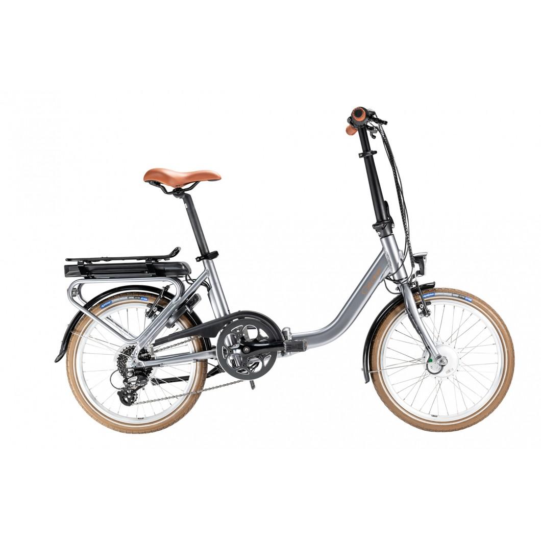 Vélo électrique pliant GITANE eNOMAD 2021