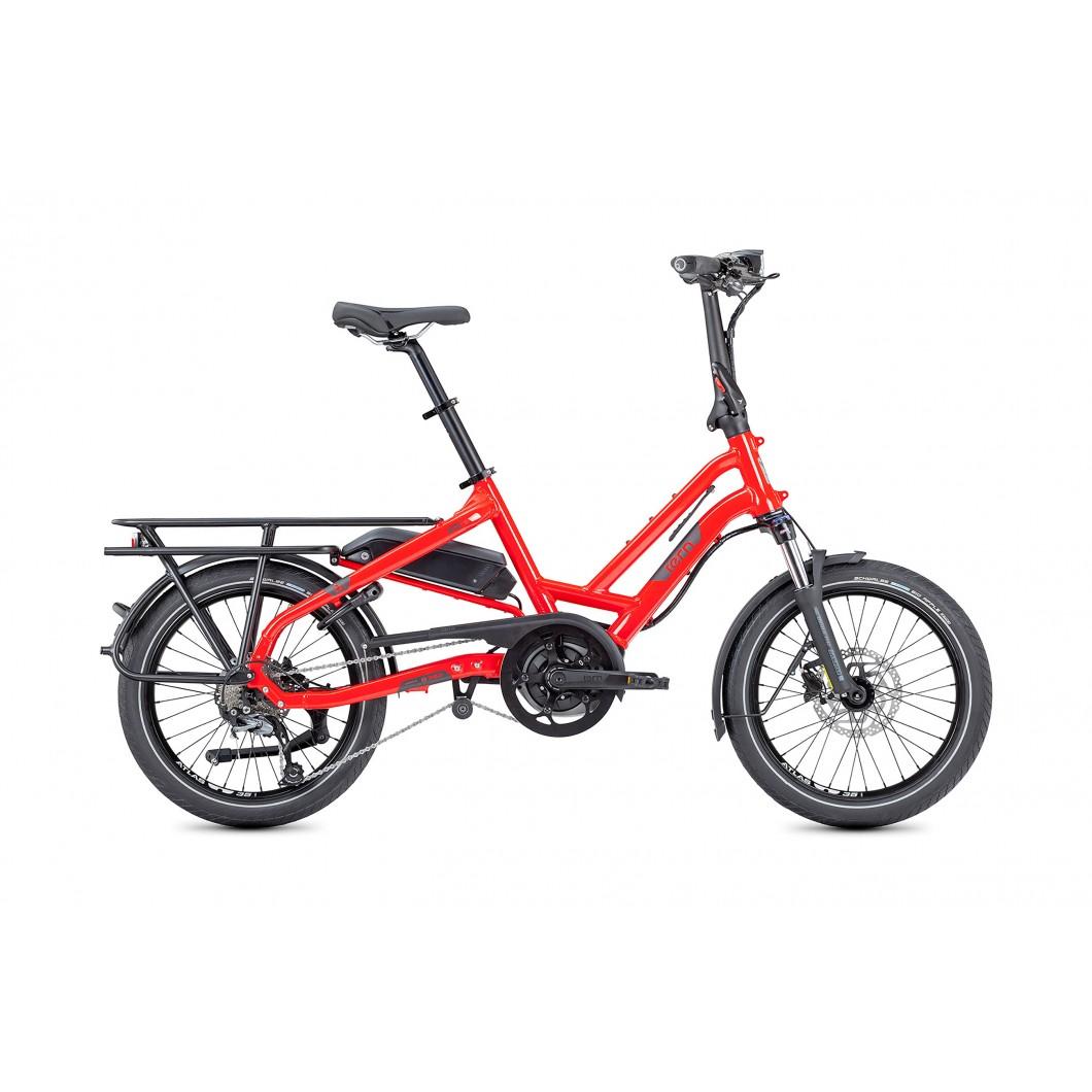 Vélo électrique compact cargo TERN HSD P9 2020