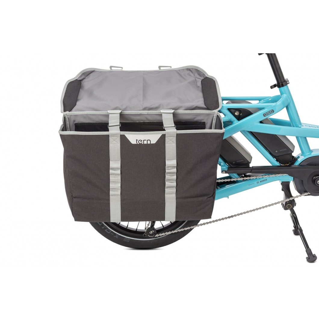 Paire de sacoches Tern Cargo Hold Panniers
