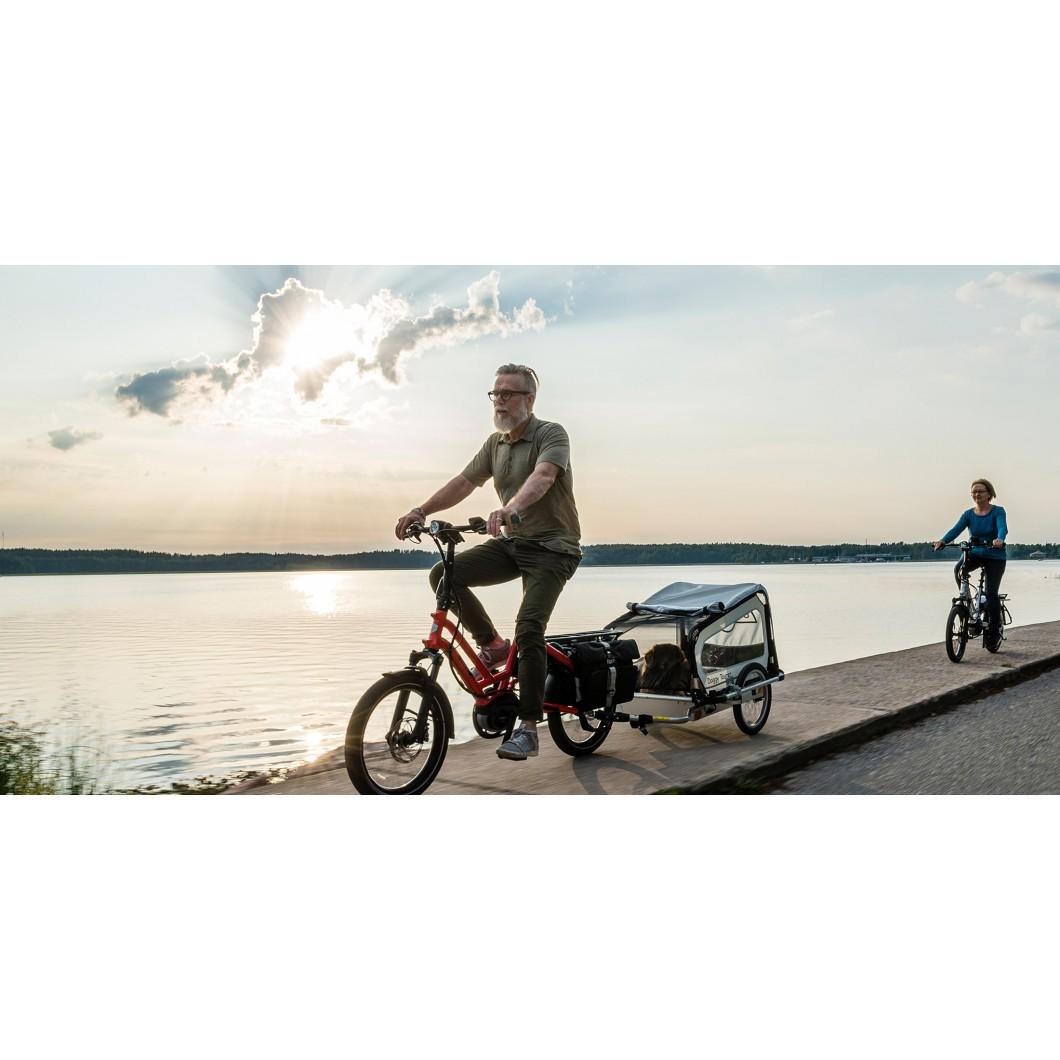 Vélo électrique cargo compact TERN HSD S+ 2020
