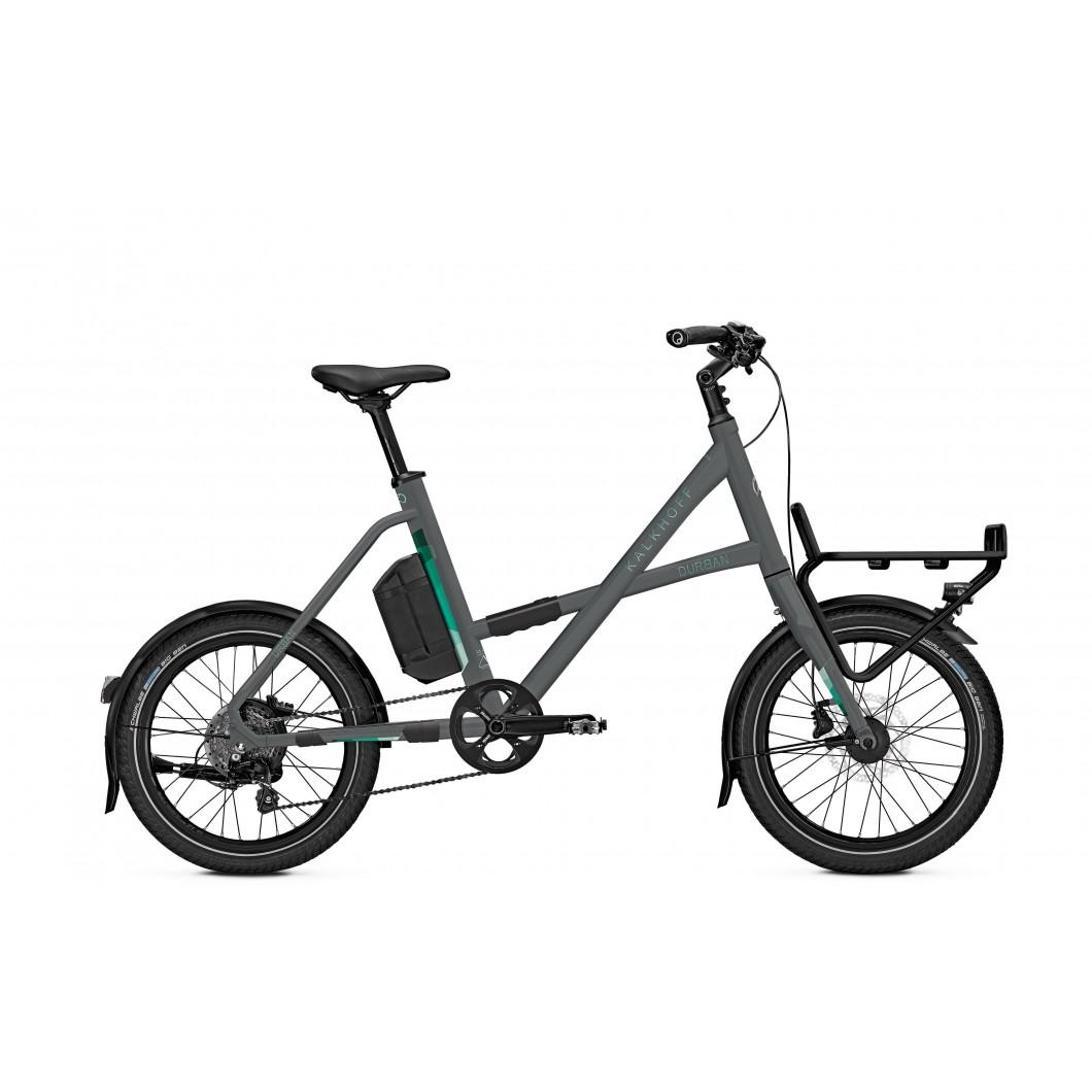 Vélo électrique Kalkhoff DURBAN COMPACT G8 8G 2017