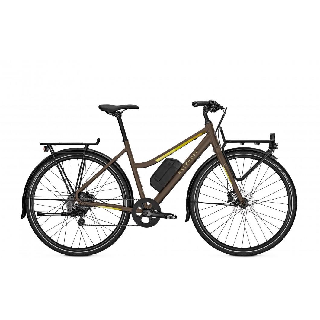 Vélo électrique Kalkhoff DURBAN G9 9G 2017