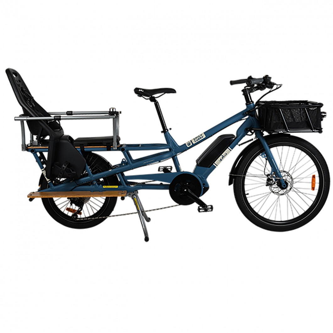 Vélo électrique YUBA Spicy Curry V3 City 2020
