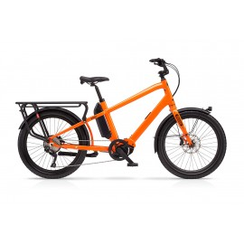 Vélo électrique cargo longtail Benno BOOST-E 10D CX 2021 VÉLO ÉLECTRIQUE CARGO