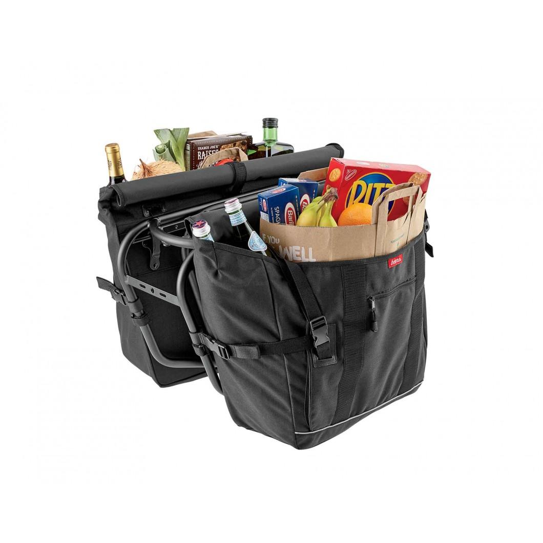 Grande sacoche pour vélo électrique cargo longtail Benno Utility Pannier Bag