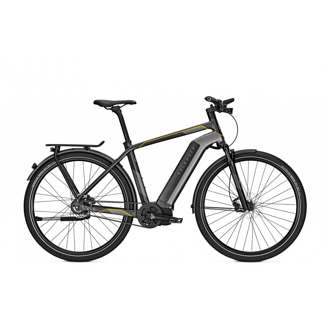 Vélo électrique Kalkhoff Integral |8 8G 2017
