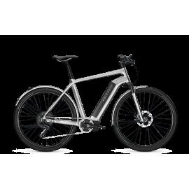 Vélo électrique Kalkhoff Integrale Limited Silver 8G 2017 VÉLO ÉLECTRIQUE VILLE