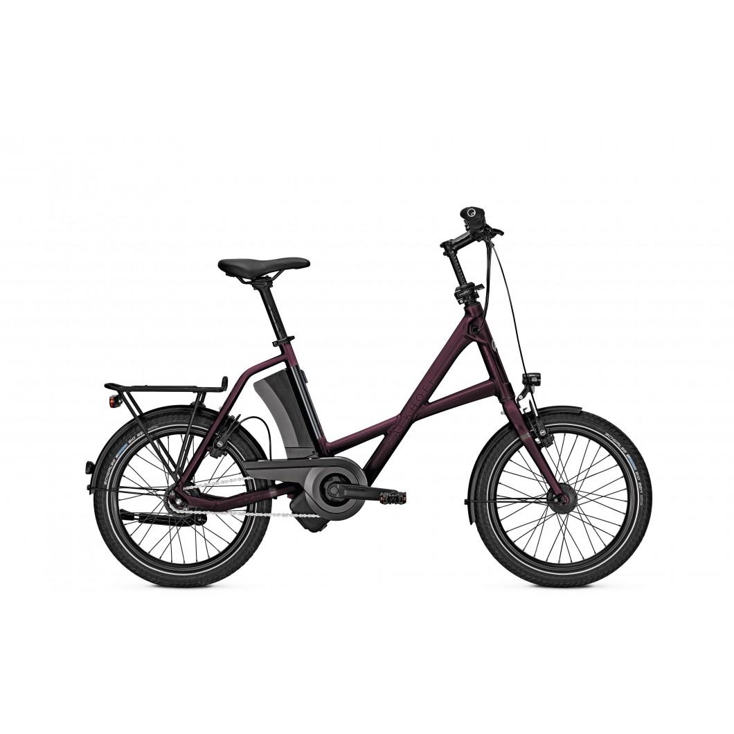 Vélo électrique Kalkhoff SAHEL COMPACT I8 8G 2017