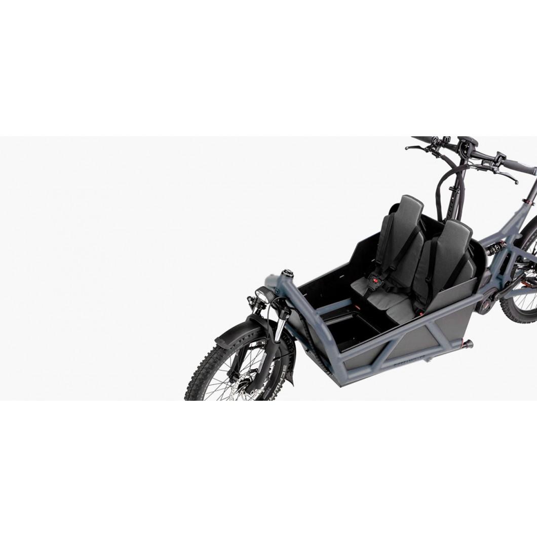 VÉLO ÉLECTRIQUE CARGO RIESE & MULLER LOAD 60 VARIO 2021 • Vélozen