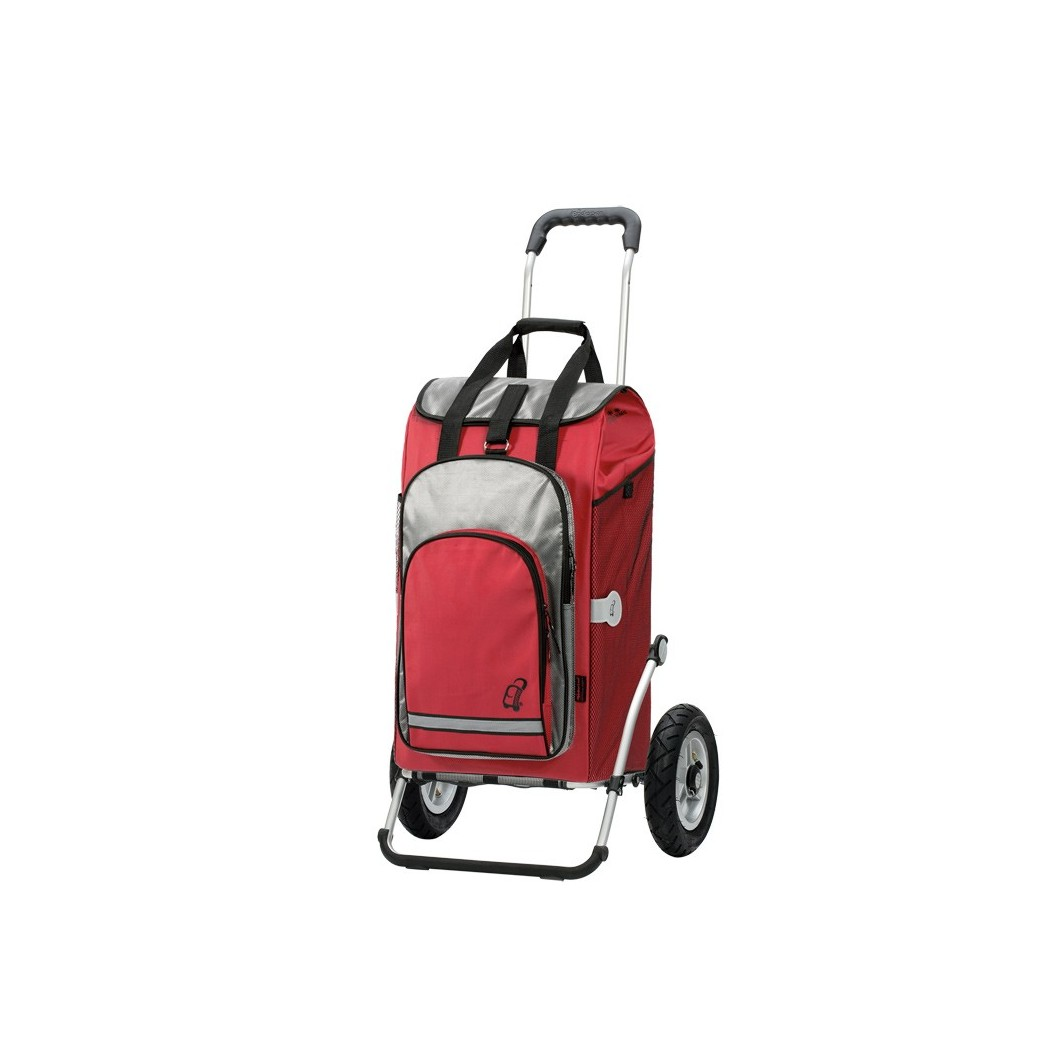 Royal Shopper Hydro Rouge roues 25cm pneu