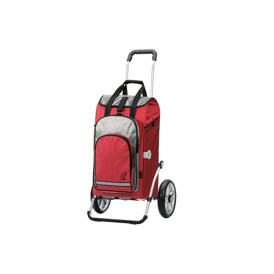 Royal Shopper Hydro Rouge roues 25cm caoutchouc