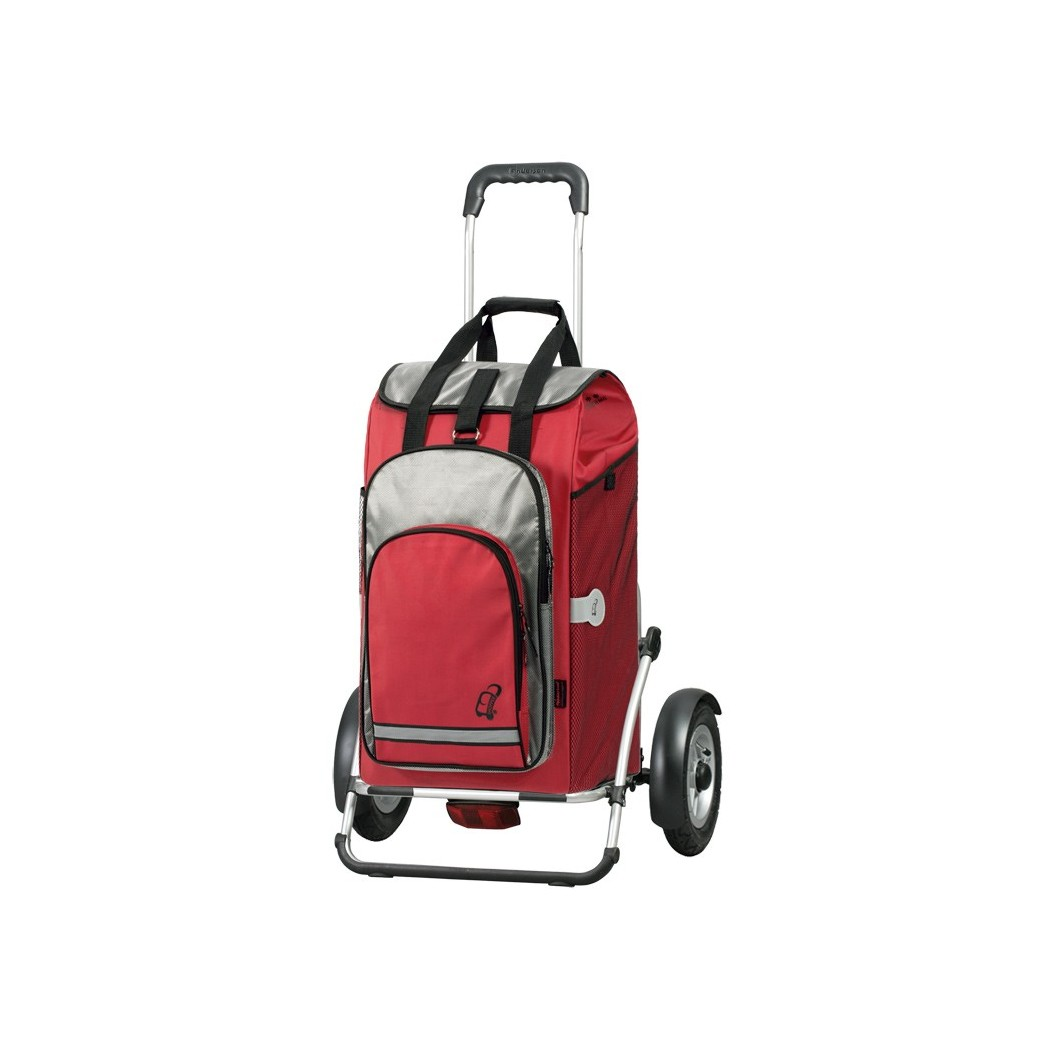 Royal Shopper Plus Hydro Rouge roues 25cm pneu
