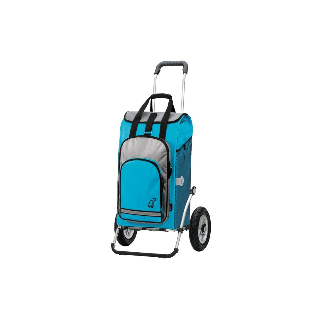 Royal Shopper Hydro Bleu roue 25cm pneu