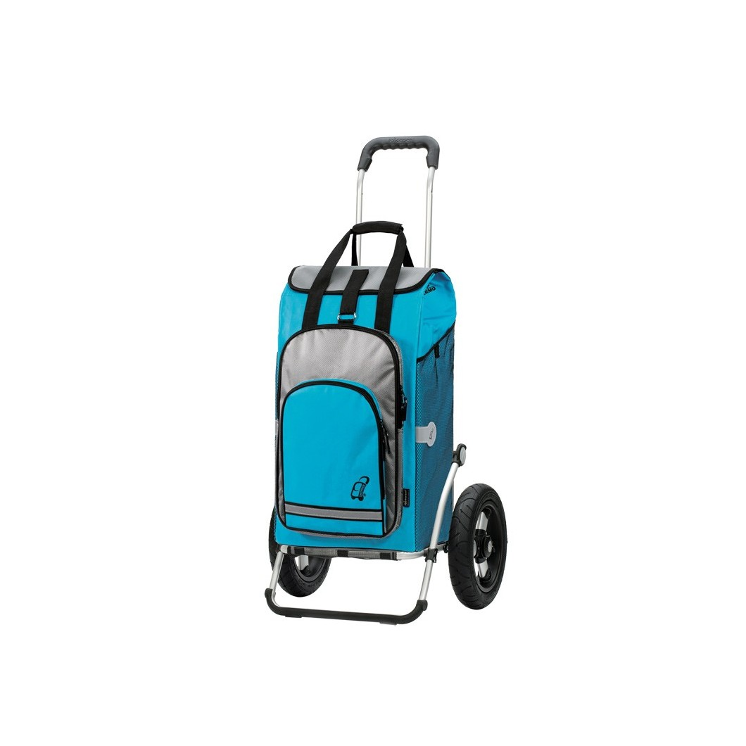 Royal Shopper Hydro Bleu roue 29cm pneu
