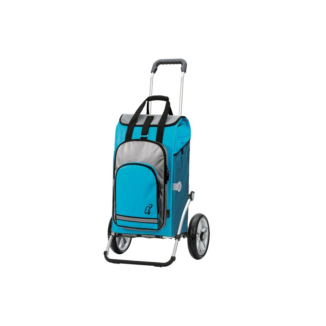 Royal Shopper Hydro Bleu roue 25cm coutchouc