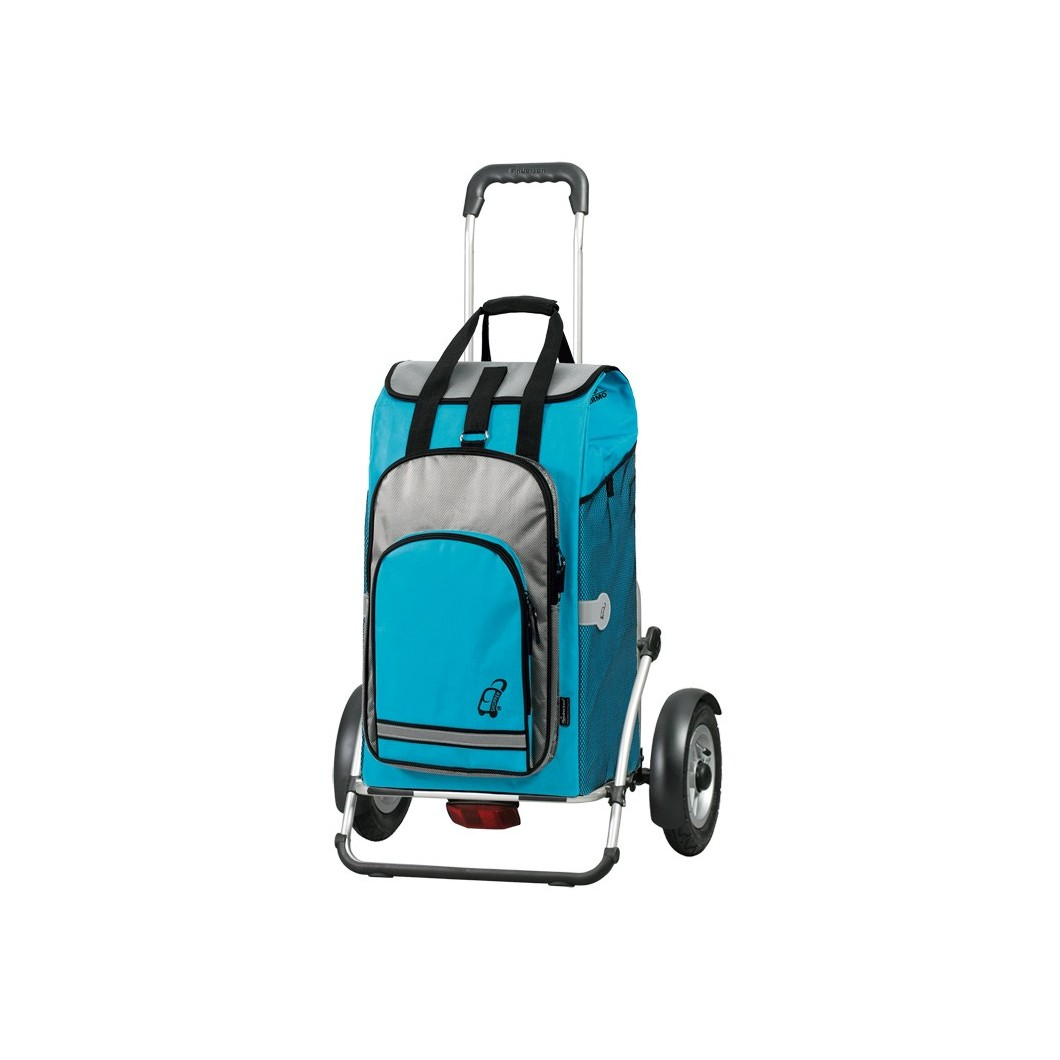 Royal Shopper Plus Hydro Bleu roue 25cm pneu