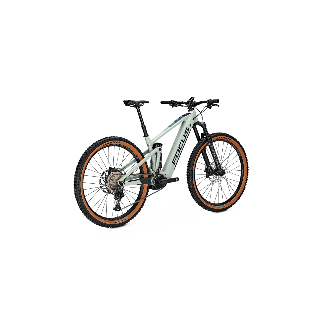 VTT ÉLECTRIQUE FOCUS JAM² 6.8 NINE 2021 • Vélozen