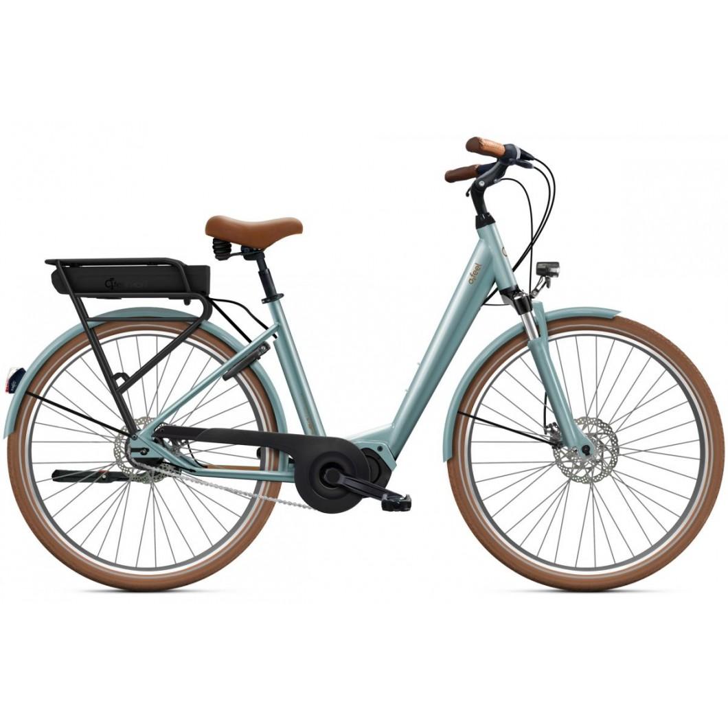 Vélo électrique O2Feel VOG CITY BOOST 6.1 2021 - Vélozen